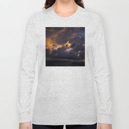 Light Will Always Emerge Through Storm Clouds Long Sleeve T-shirt