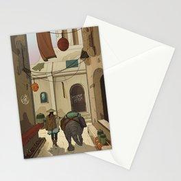 Balmora Stationery Cards
