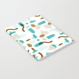"""Pattern """"Ahnungen"""" Notebook"""