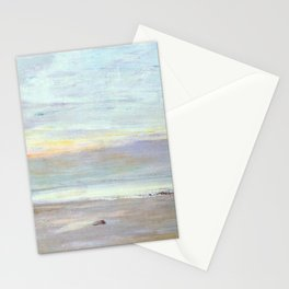 Crepuscule In Opal Trouville By James Mcneill Whistler | Reproduction Stationery Cards