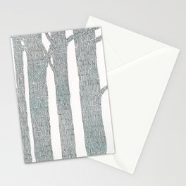 """""""Woods"""" Stationery Cards"""