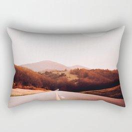 Moon Day Way Rectangular Pillow