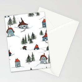 Pine Mountain Stationery Cards