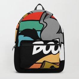 The Boozing Donkey Backpack