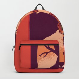 The Hanged Man - Tarot Card Gift Backpack
