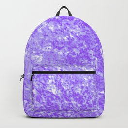 Purple Pastel Texture Backpack