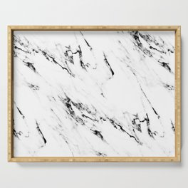 Classic Marble Serving Tray