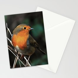 Being Bright On A Dull Day Stationery Cards