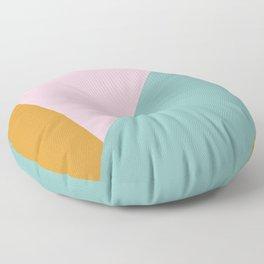 Pretty Geometric Floor Pillow