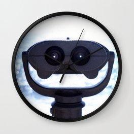 I See You! Wall Clock