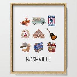 Nashville Serving Tray