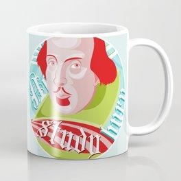 Shakespeare Says Study Coffee Mug