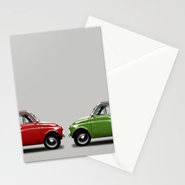 Fiat500 Stationery Cards