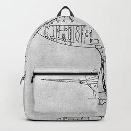 SUPERMARINE SPITFIRE Backpack