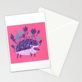 Muir Woods Hedgehog Stationery Cards