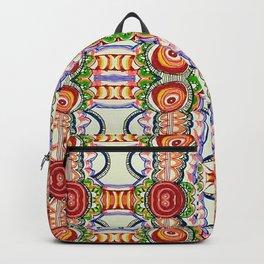 Rose Buds  Backpack
