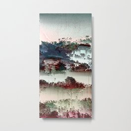 Untitled tree scene Metal Print