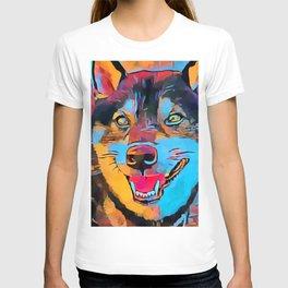 Shiba Inu 3 T-shirt