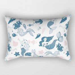Salty souls Rectangular Pillow