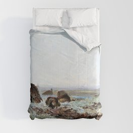 Jozef Chelmonski - Bustards - Digital Remastered Edition Comforters