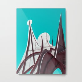 Surreal Montreal 3 Metal Print