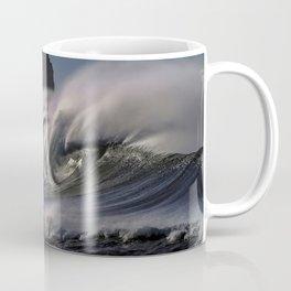 Big Pacific Surf Photograph Coffee Mug
