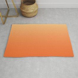 Orange Ombre Rug