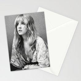 Stevie Nicks Poster, Fleet-wood mac poster Stationery Cards