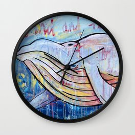itsWhale Wall Clock