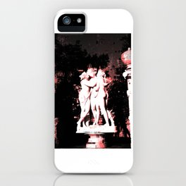 The Red Ladies iPhone Case