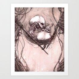 Ties that go Deeper Art Print