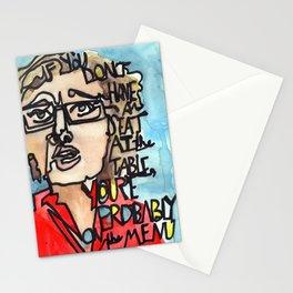 Elizabeth Warren Quote Stationery Cards