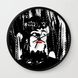 Freeda my Frida Black and White Wall Clock
