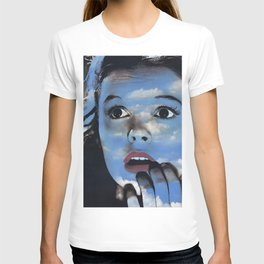 Judy in Clouds II T-shirt