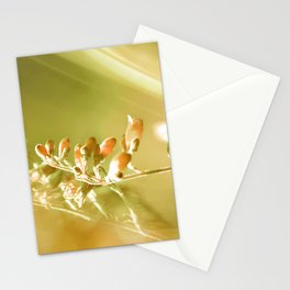 GOLDEN SPANGLES Stationery Cards