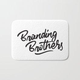 Branding Brothers Bath Mat