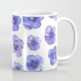 Wild pansies Coffee Mug