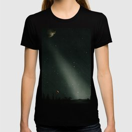 on a clear night T-shirt