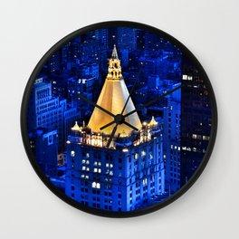 New York Life Building Wall Clock