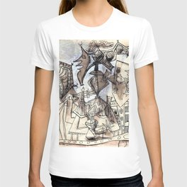 Pablo Picasso - Jeux de pages - Digital Remastered Edition T-shirt
