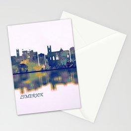 Limerick Skyline Stationery Cards