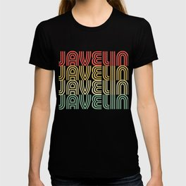Javelin Retro Design T-shirt