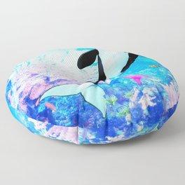 Orca 3 Floor Pillow