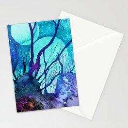 Segona nit a Gleyhn Stationery Cards