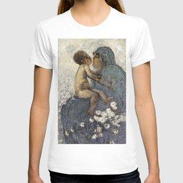 Gaetano Previati - Mother Love - Digital Remastered Edition T-shirt