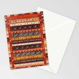 Autumn Oriental Boho Traditional Moroccan Style  Stationery Cards