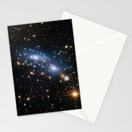 Hubble Space Telescope - Galaxy Cluster MACSJ0416 Stationery Cards