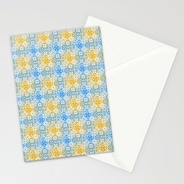 Greek pattern #16 Stationery Cards