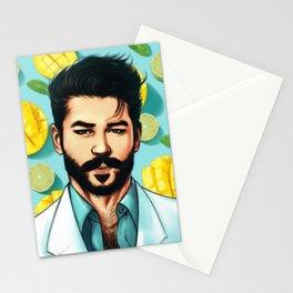 マンゴーモヒート (Mango Mojito) Stationery Cards