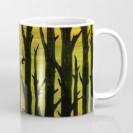 Sunset Forest Coffee Mug